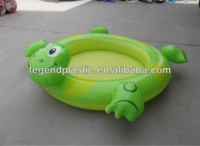 aufblasbaren pool schildkröte in form für baby-Pool und Zubehören ...