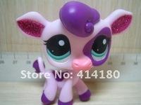 различные образы маленьких pet магазин пластинок animasl коллекции игрушек hasbro игрушки куклы 200pcs/лот