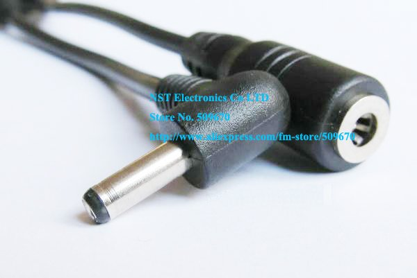 Short DC Plug 3.5X1.35mm 90Degree Right Angle Male to Female Extension Cable-3.jpg