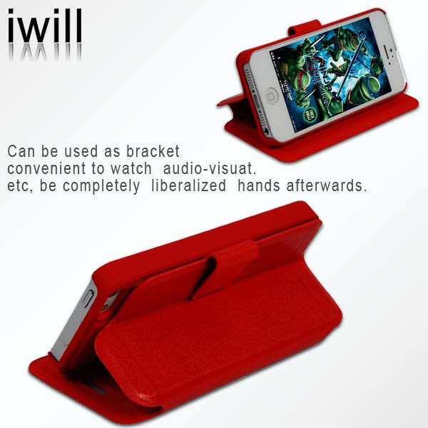 mobile phone leather case ,wallet leather cases for iphone