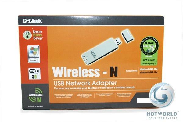 usb wireless network adapter