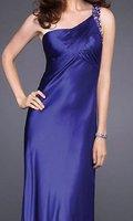 Платье на выпускной Custom Made 2012 Beaded Gown Sheer Back Evening Gown Formal Dresses