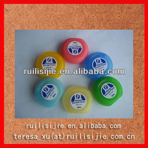 Personalized Nylon/PTFE/UHMWPE/High Dacron Dental Floss