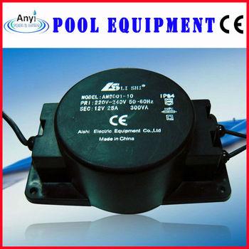 IP68 Swimming Pool Submersible Underwater Led Light