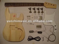 Гитара electric guitar kits.E-015 accessories