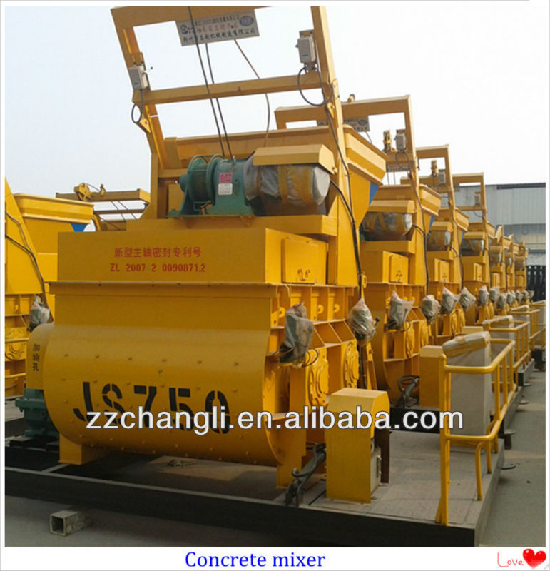 Attention!! Construction Small Concrete Mixing mixer Machine