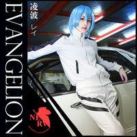 neon genesis evangelion Рей свитер Женская одежда