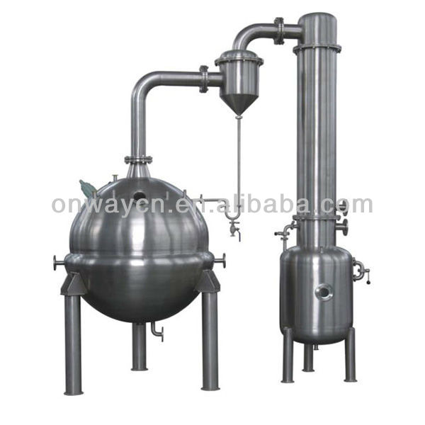 QN high efficient factory price apple juice concentrate vacuum industrial juice machine