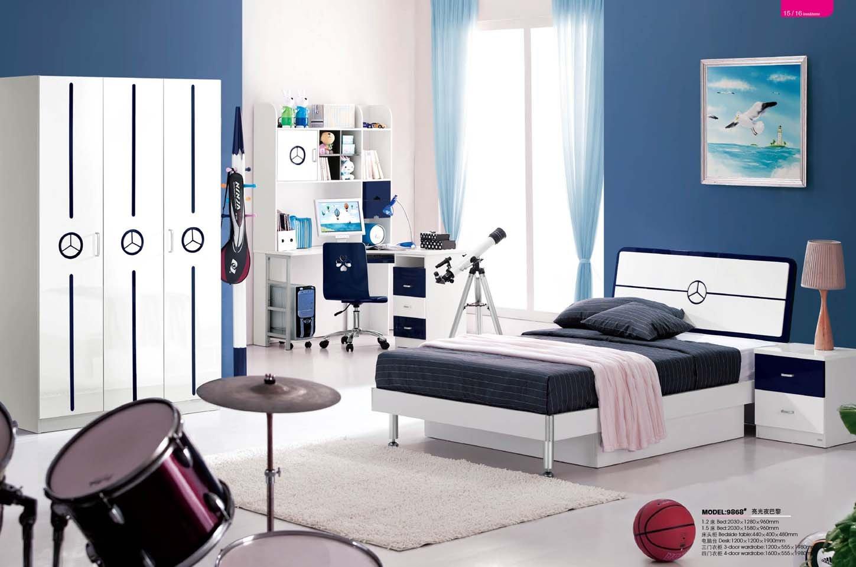 benz simpleu estilo moderno mobiliario infantil