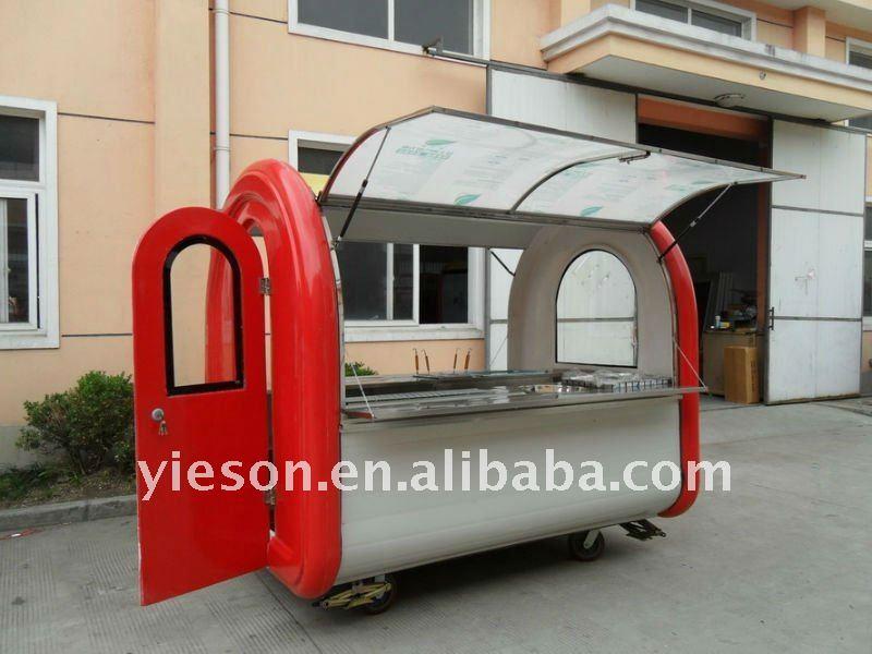 2013 mobile food cart refrigerator buy mobile food cart for Mobili kios