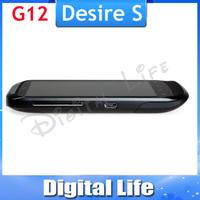 G12 оригинальный htc желание s htc s510e 5МП на android 3g gps wifi 3,7 ' сенсорный экран разблокированный мобильный телефон