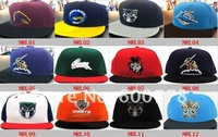 Товары для занятий футболом 2012 NRL Brisbane Broncos Snapback hats Snap hat Australia football Snapbacks Hat, purple & black