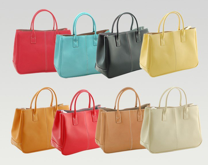 2012 Hot Sale Fashion Women Bag  Lady PU handbag PU Leather Shoulder Bag  Elegant HA010-2