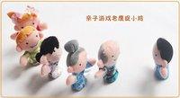 куклы  OEM плюшевая кукла семьи