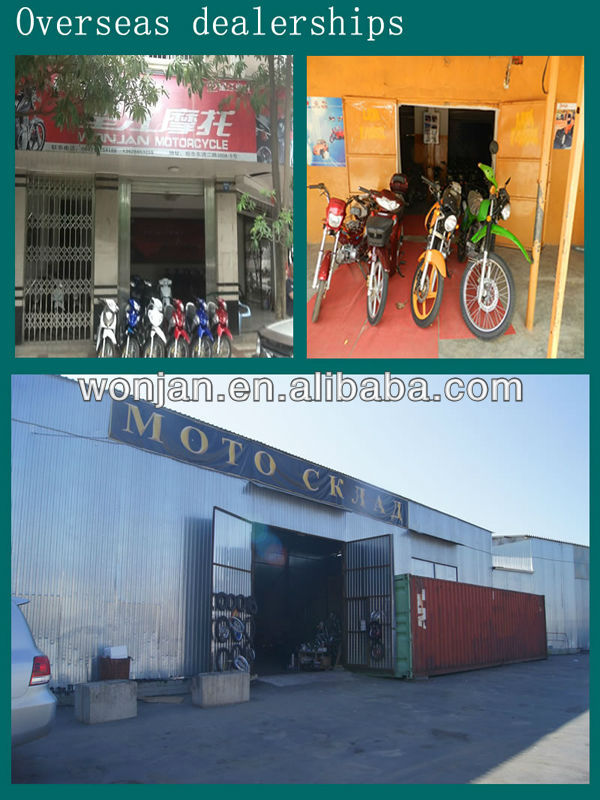 New 125cc cheap motorcycle /street bike for sale from China (WJ125-6)