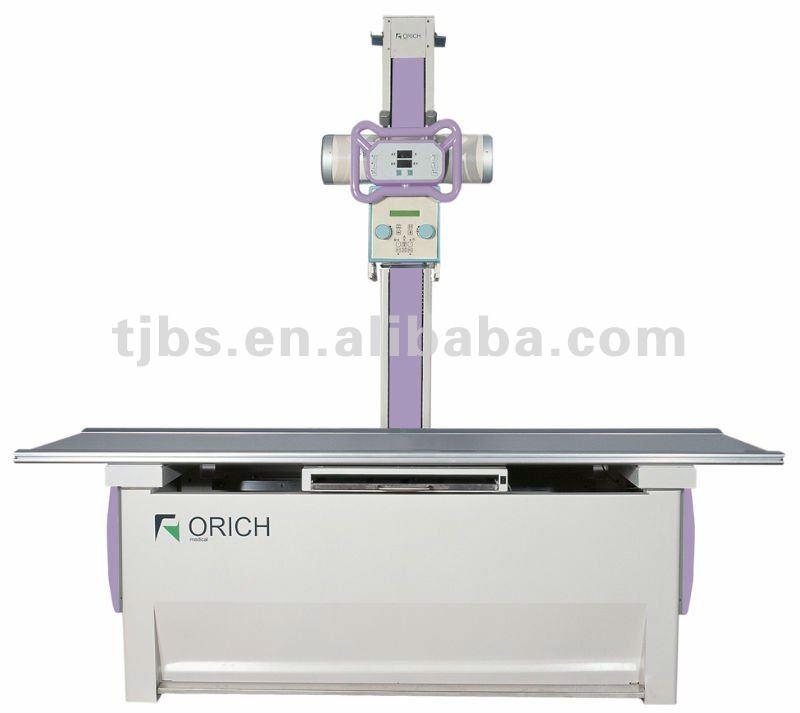 Conventional X-ray machine
