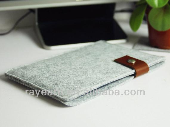 For iPadmini Case, iPad mini felt Sleeve, mini iPad Bag Custom Made for iPadmini