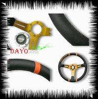Чехол для авто руля R14 inch Sport Steering Wheel/racing steering wheel/momo steering wheel