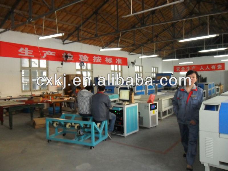 China Express Red Wine Box Co2 Laser Die Board Cutting Machine Price