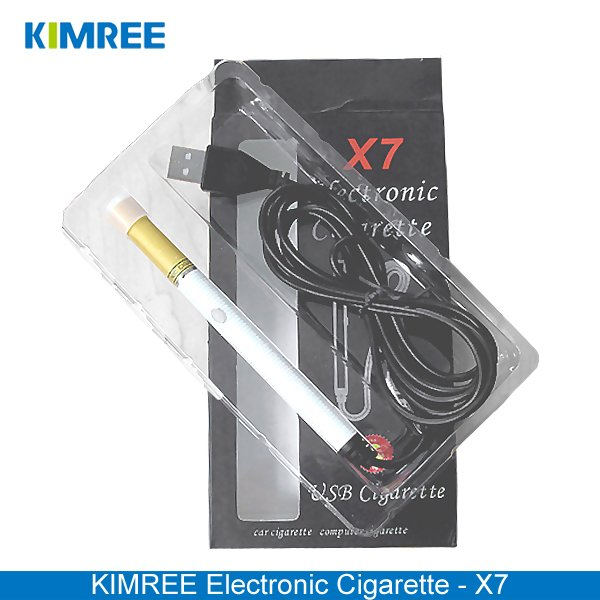 Electronic cigarette X7 With Cartomizer 400puffs