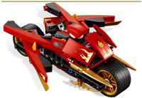 Новая игрушка набор ниндзя Ниндзяго minifigs двигатель Модель электродвигателя игрушка набор, Кружитцу минифигурка игрушки, набор ninjaman фехтовальщика