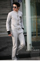 Мужская толстовка men's wear suit men sport leisure health clothes men sport suit 688-wz006F65