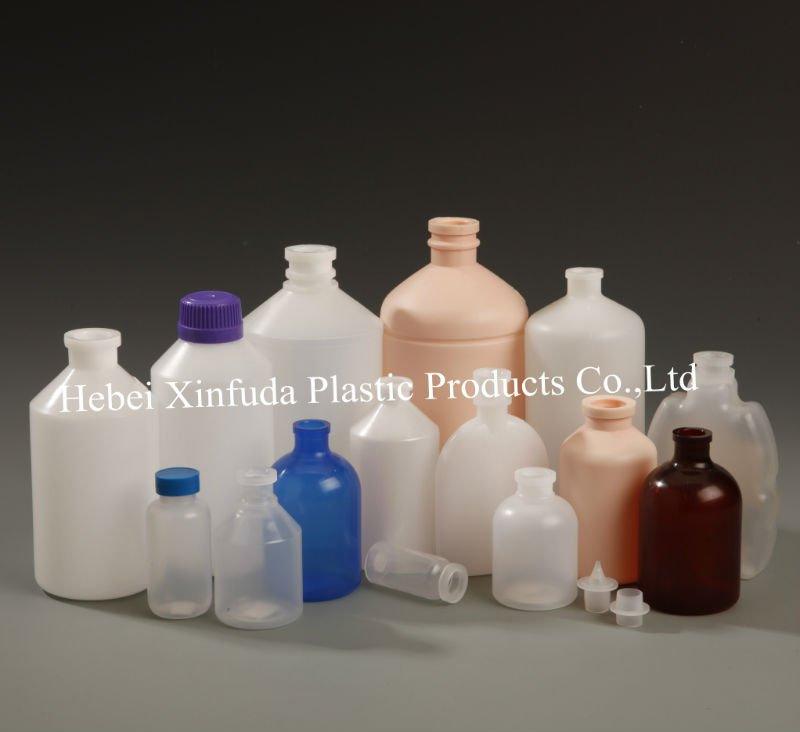 Empty Plastic Bottles/Containers/Packaging 150ml