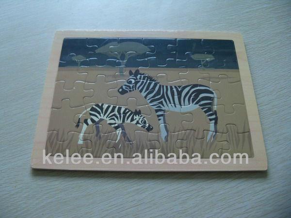 puzzle di legno con en71