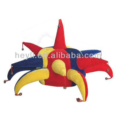 Carnival Thirteen Horns Party Hat Supplies