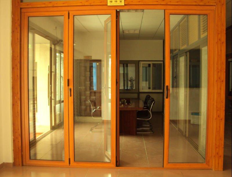 legno rivestimento in alluminio bi porta a soffietto-Porta-Id prodotto:536023354-italian.alibaba.com