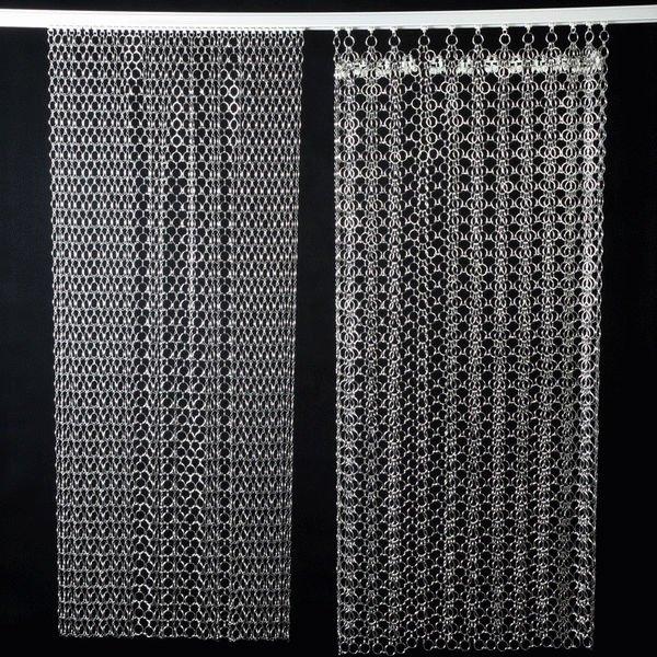 decorative metal mesh, curtain mesh, metal curtain, View decorative ...