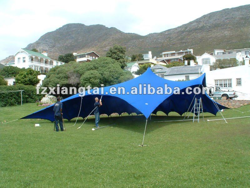 Waterproof stretch tent fabric for outdoor Wedding/Camp