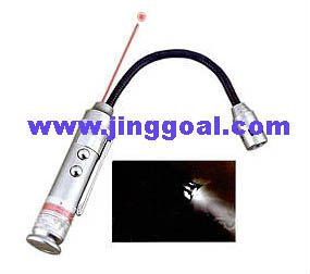 Flexible Laser pointer