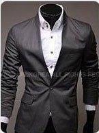 Мужской пиджак Fection ! Dressedl Slim fit X 03 1401-X03