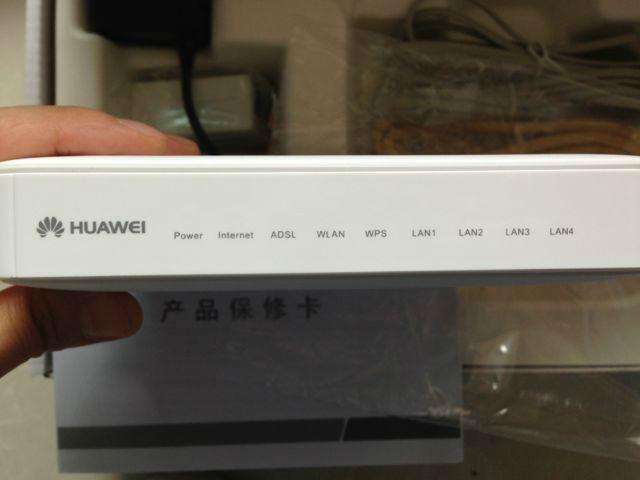 New Arrivel Huawei Hg532e Media Wireless Router Modem 300m