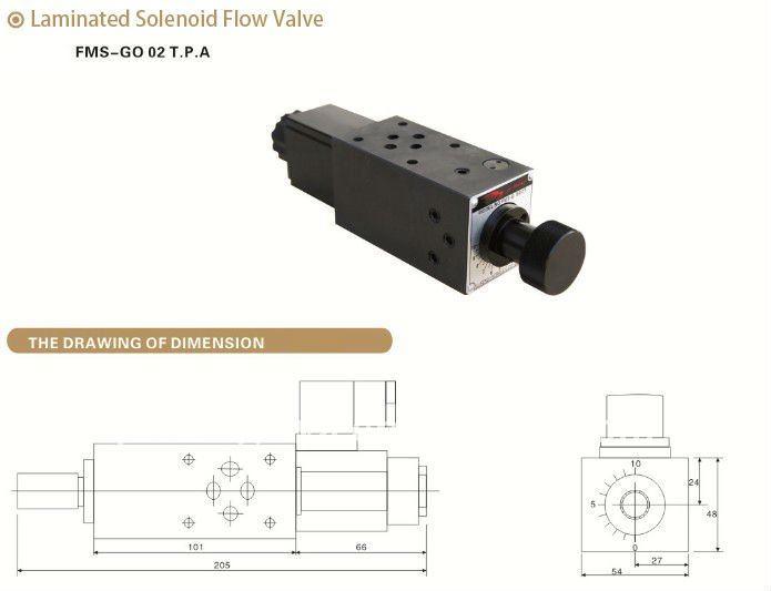 electromagnetic valve flow control