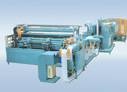 Automatic pocket spring production line (LR-PS-LINE-95P-HX2/HF2)