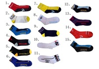 2 pairs/lot NEW Cycling Socks Bike Bicycle COOLMAX Sport Sox Bianchi/Santini Free shipping