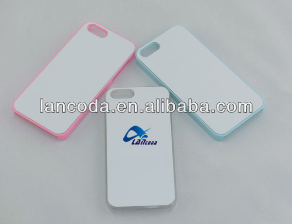 Sublimation Color Phone Cases for iphone5s