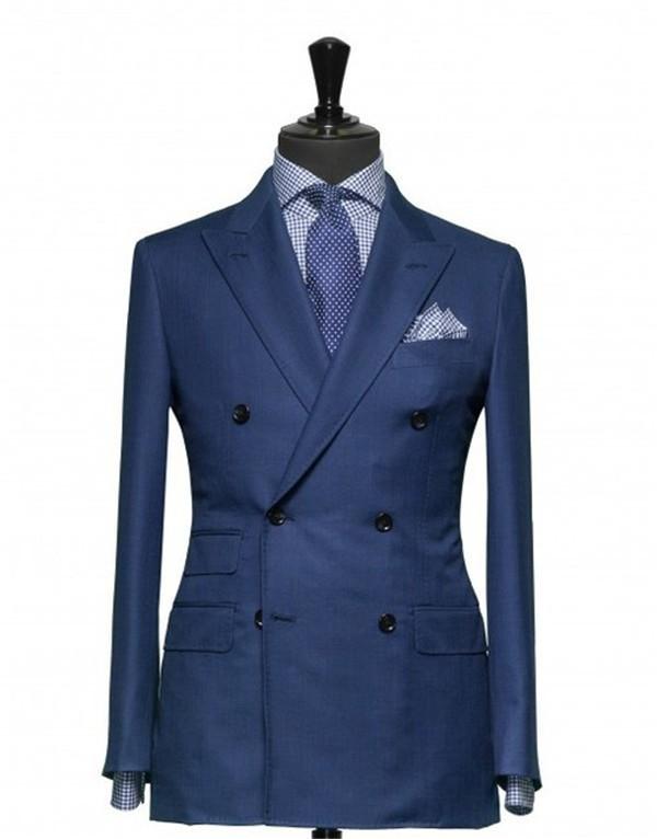 9ad0eff9ba9 Kena sinine ülikond meestele