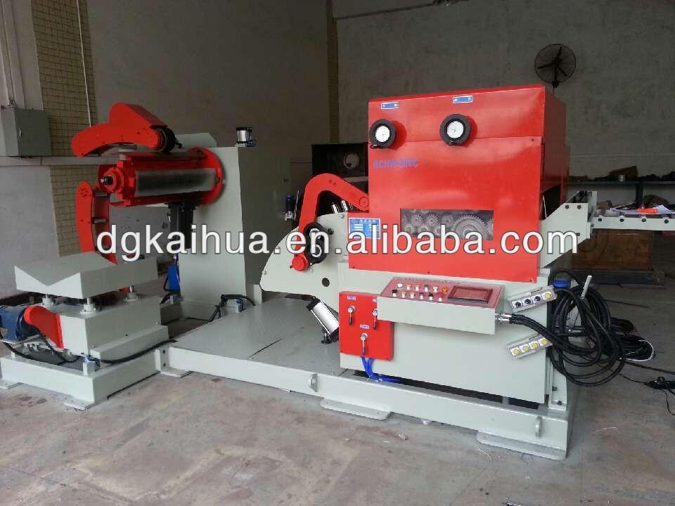 подачи выпрямитель и разматыватель для металла катушку складе автоматизированные производственные линии