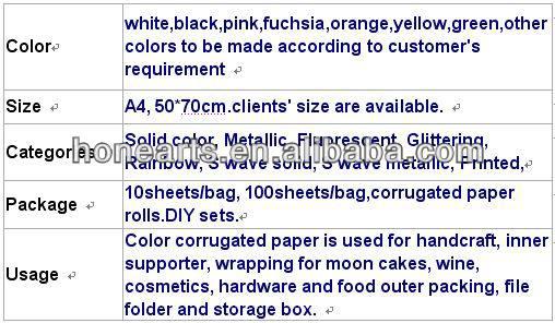 diy quilling corrugated bag