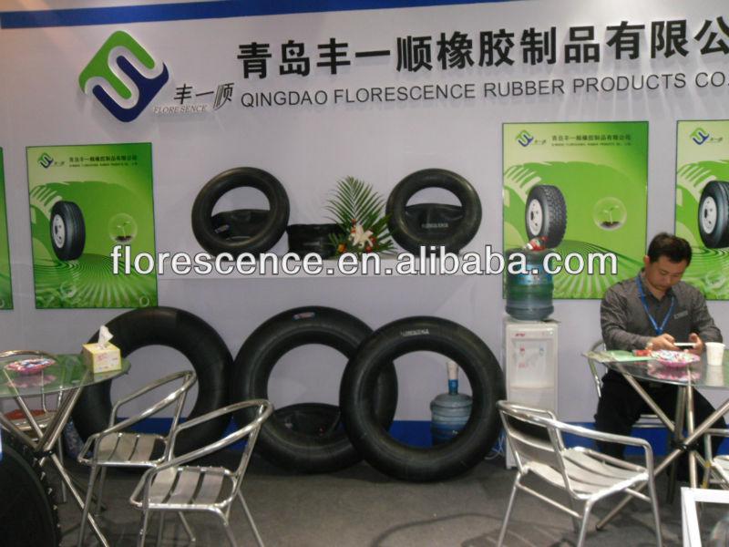 Tubo interno butílico fabrico, pneu de caminhão tubo interno 1200r24