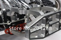 Top Version! Baja alloy Full Alloy Silver 30.5CC Baja 5b, 305S version