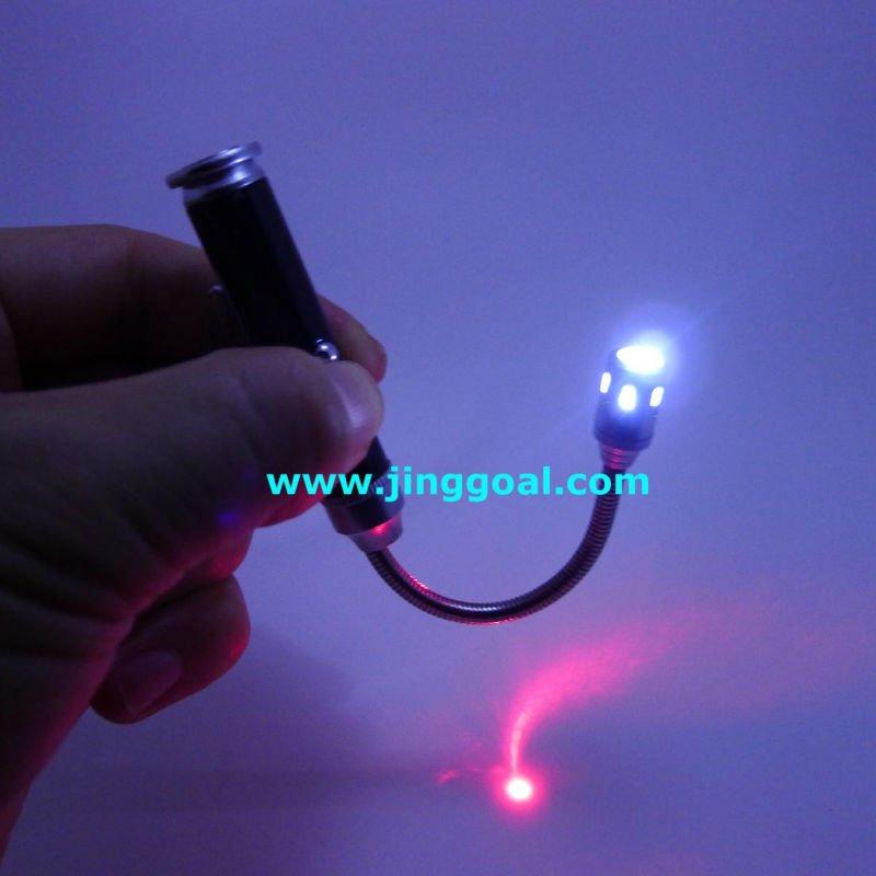 Flexible Laser pointer