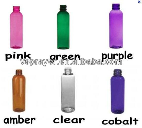 20ml pet cosmetic bottle plastic