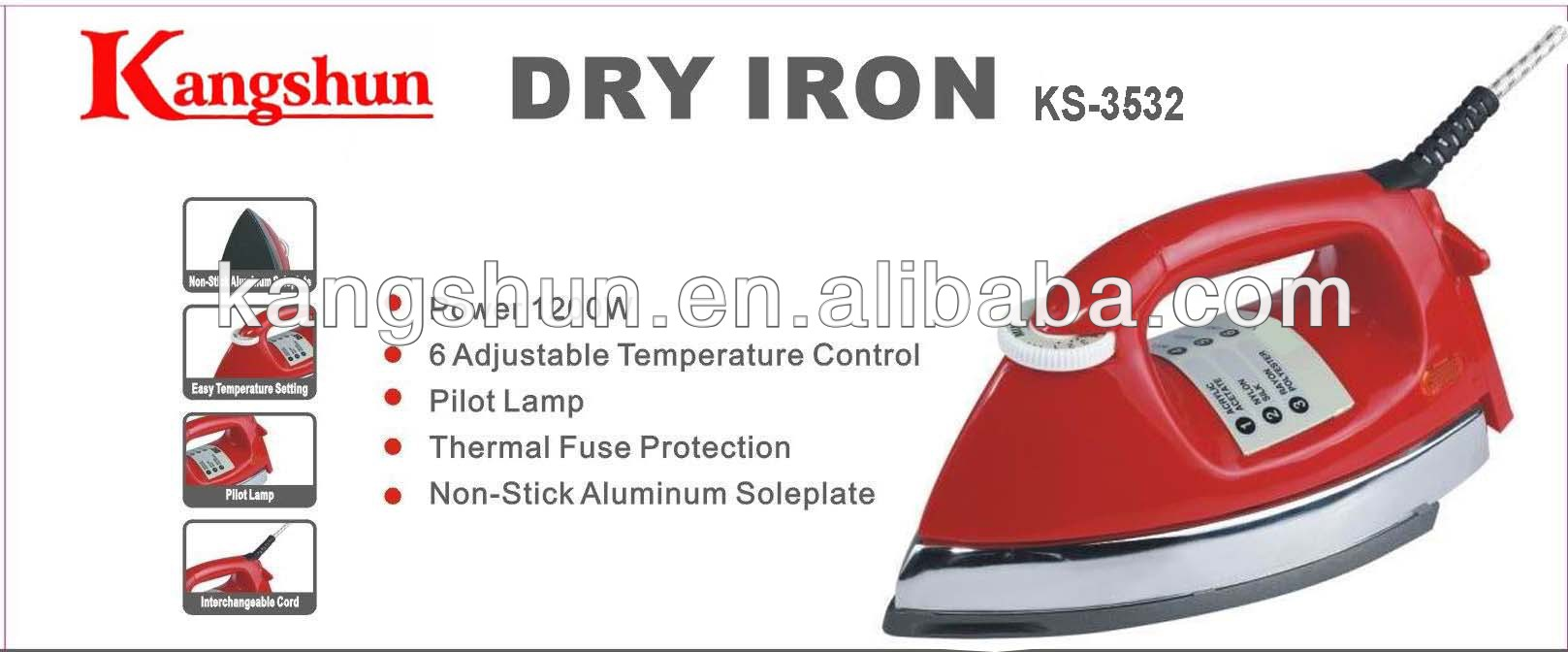 Hot sale model Electric Irons (KS-3532)