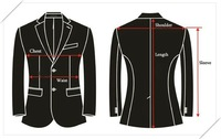 Мужской костюм 2012 western style cotton suit new design men suit