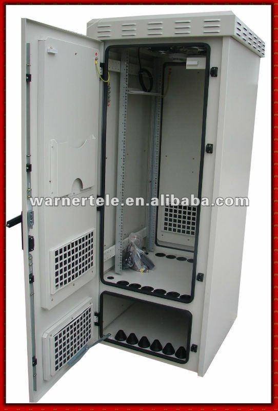 Air Conditioner Power Telecom Equipment Outdoor Rack