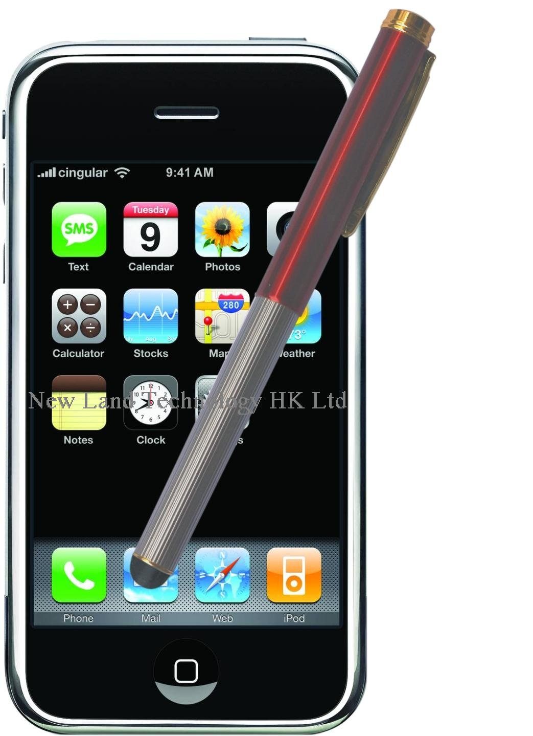 stylus for iPhone , iPad